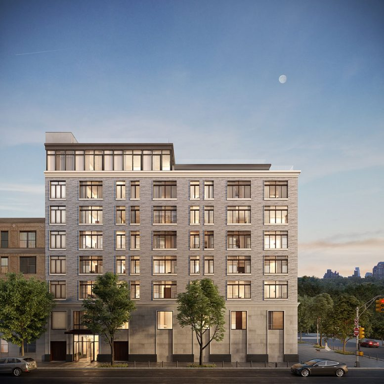 Level One Holdings Launches Sales at 10 Lenox Avenue in South Harlem