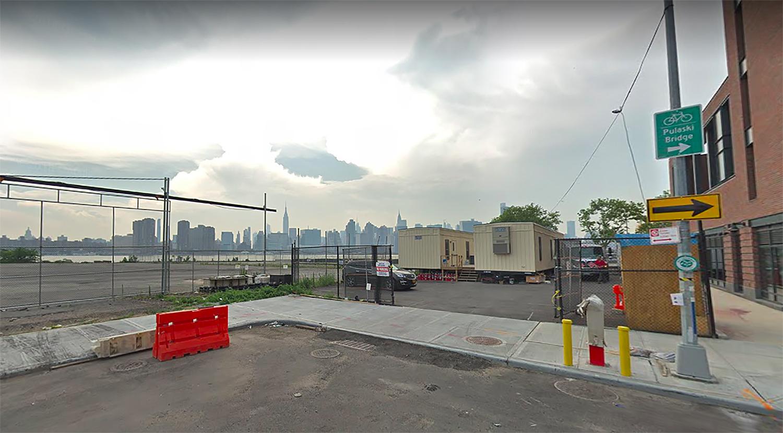 221 West Street in Greenpoint, Brooklyn