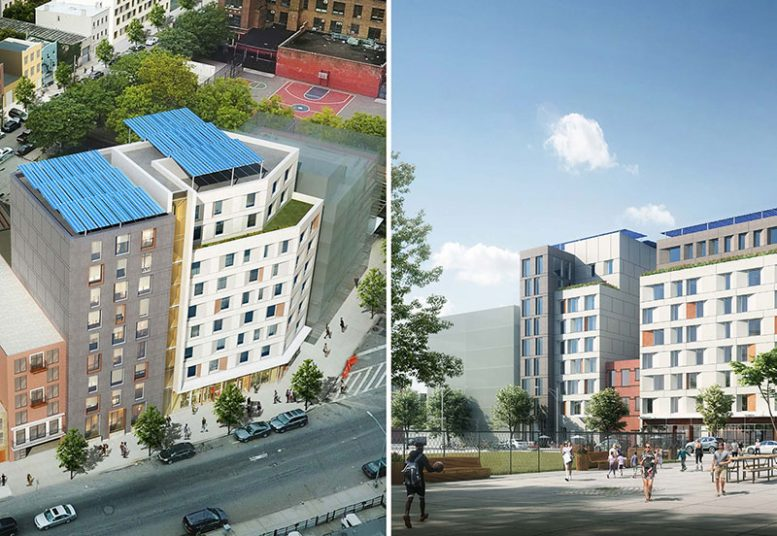 City Agencies Announce Affordable Housing Complex at