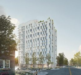 Rendering of Casa Celinas - Magnusson Architecture + Planning