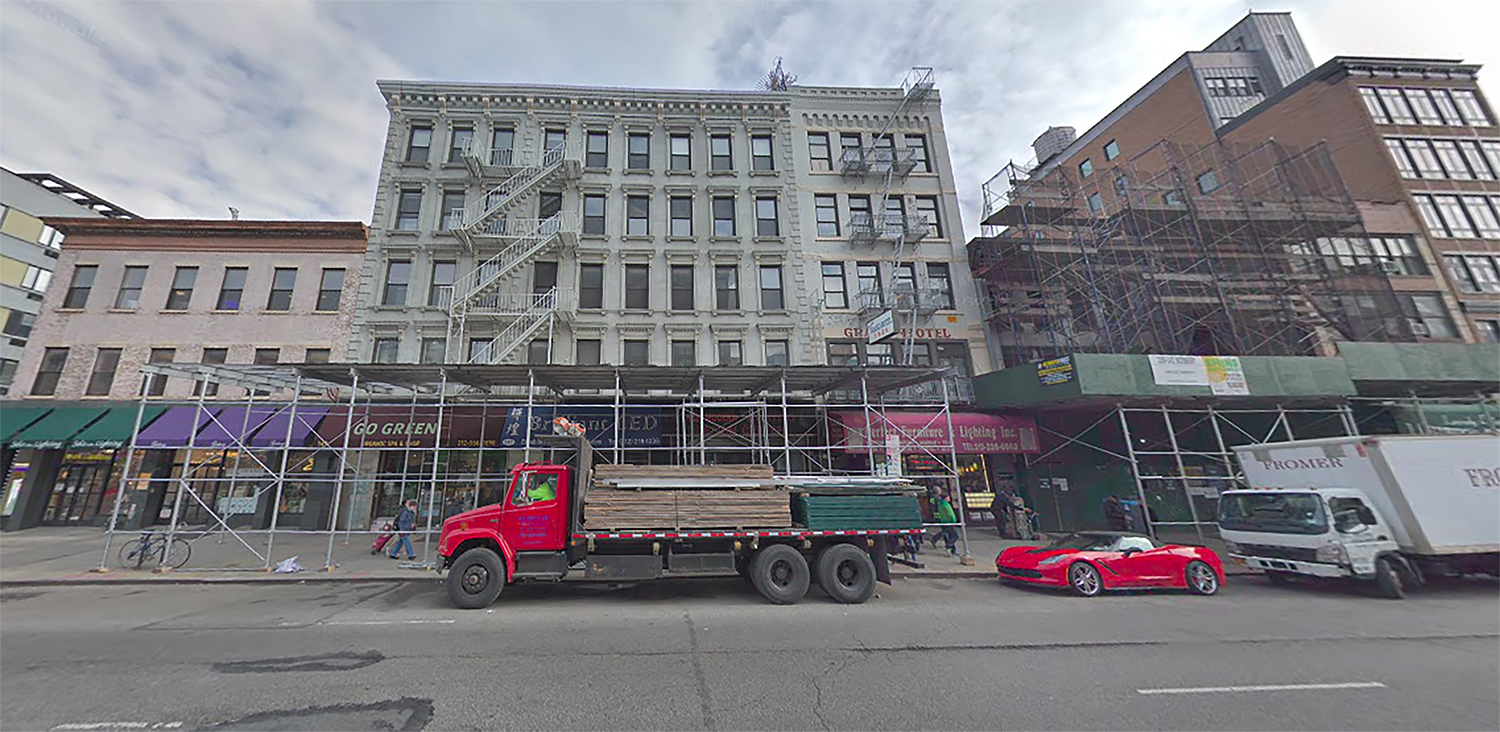 145 Bowery in the Lower East Side, Manhattan
