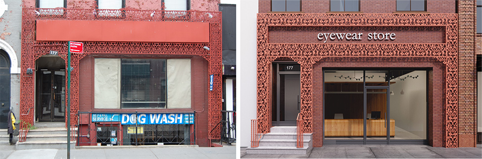 Rendering of 177 MacDougal Street - Morris Adjmi Architects