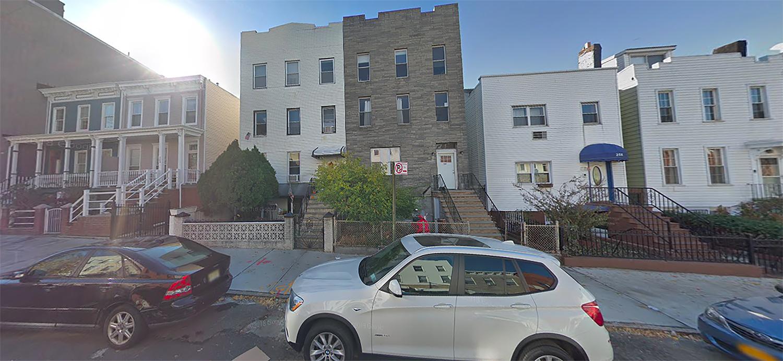 262 17th Street in Greenwood, Brooklyn