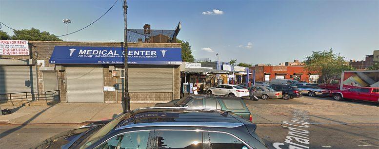 310-334 Grand Concourse in Mott Haven, Bronx