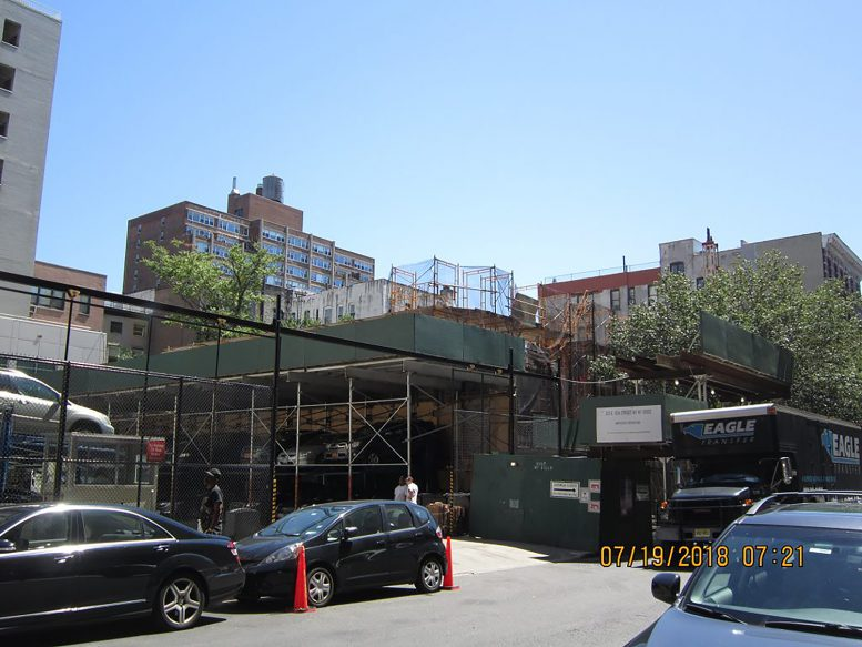 Permits Filed for 313 East 13th Street in the East Village
