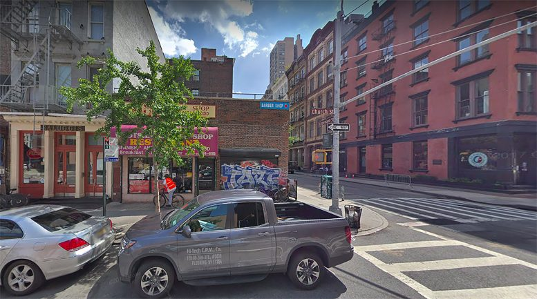 321 Church Street in Tribeca, Manhattan