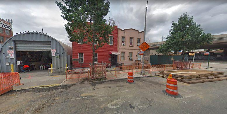 390 Leonard Street in Williamsburg, Brooklyn