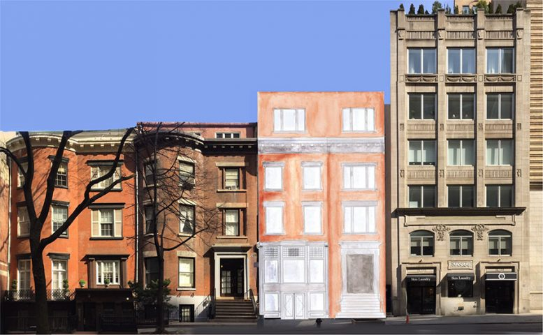 Proposed alterations at 5 West 16th Street - Francesca Russo Architect