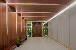 New lobby are at 10 Grand Central - Marx Realty