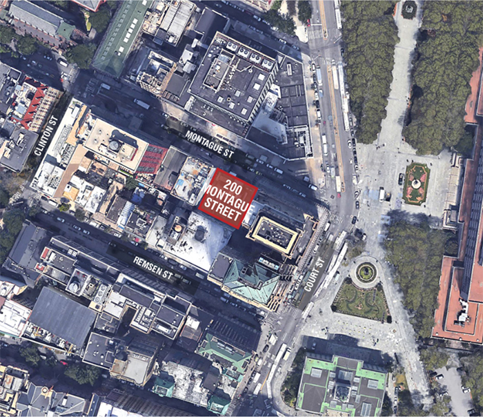 Aerial site map - Beyer Blinder Belle
