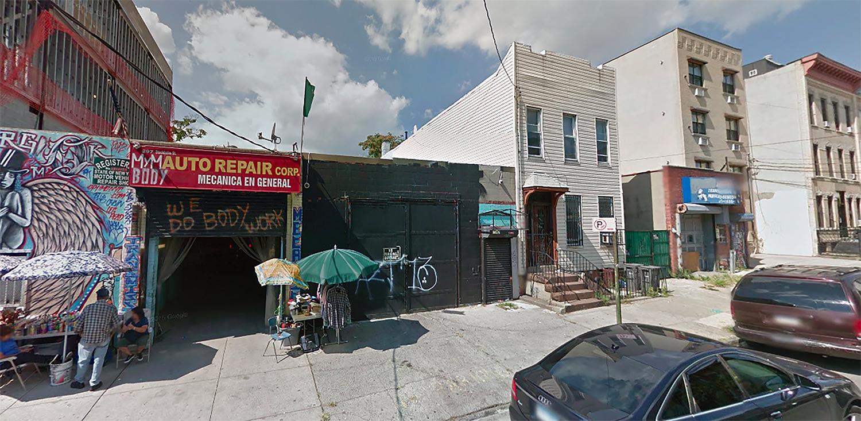 299 Stockholm Street in Bushwick, Brooklyn