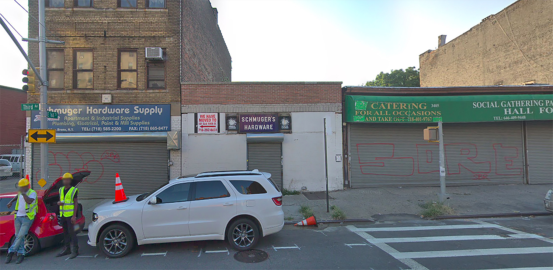 3401 3rd Avenue in Morrisania, Bronx
