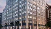 368 Ninth Avenue Exterior Rendering - Nuveen Real Estate