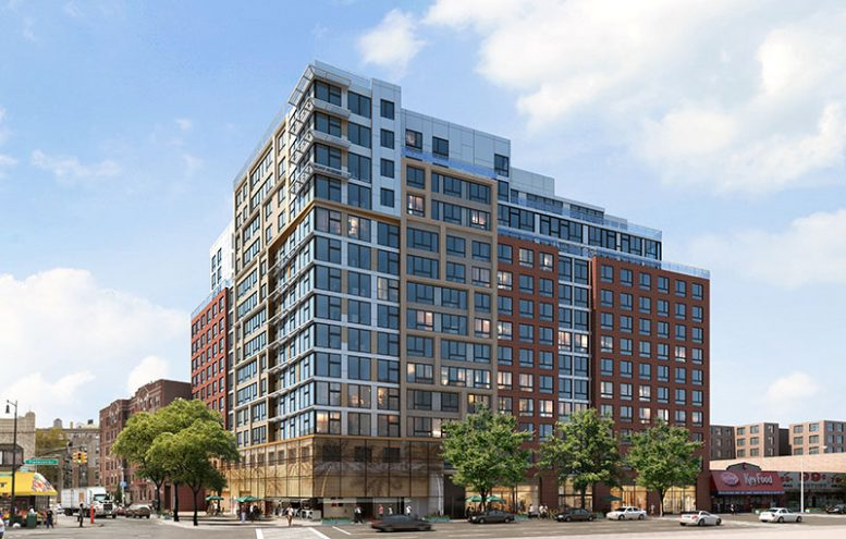Rendering of 800 Flatbush Avenue