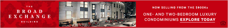 Broad Exchange Horizon