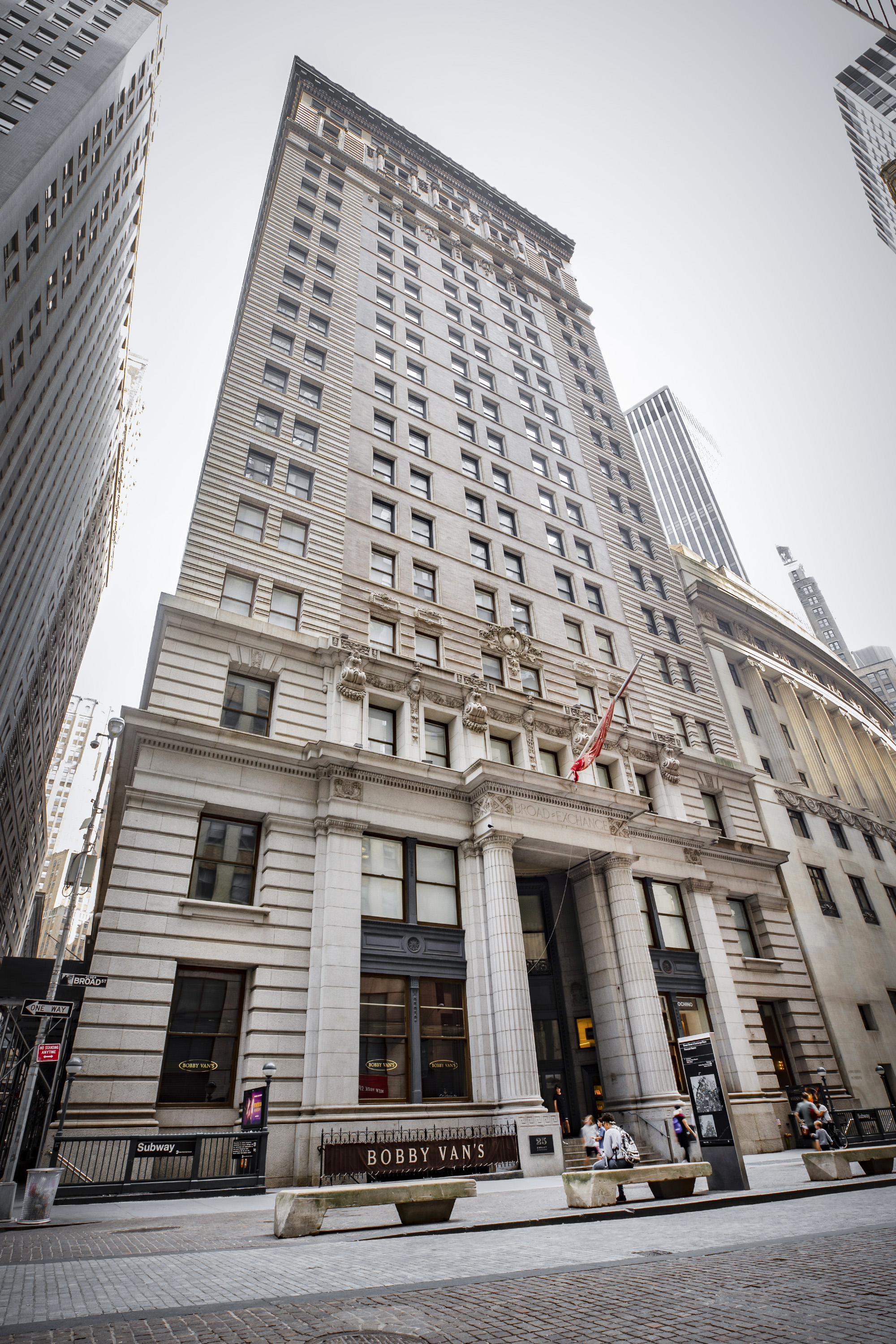 Condo Sales Launch For Landmarked Broad Exchange Building