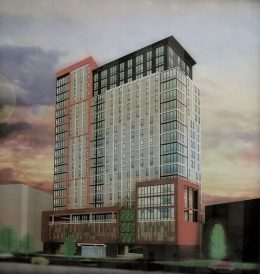 Rendering of The Standard at New Brunswick - Landmark Properties