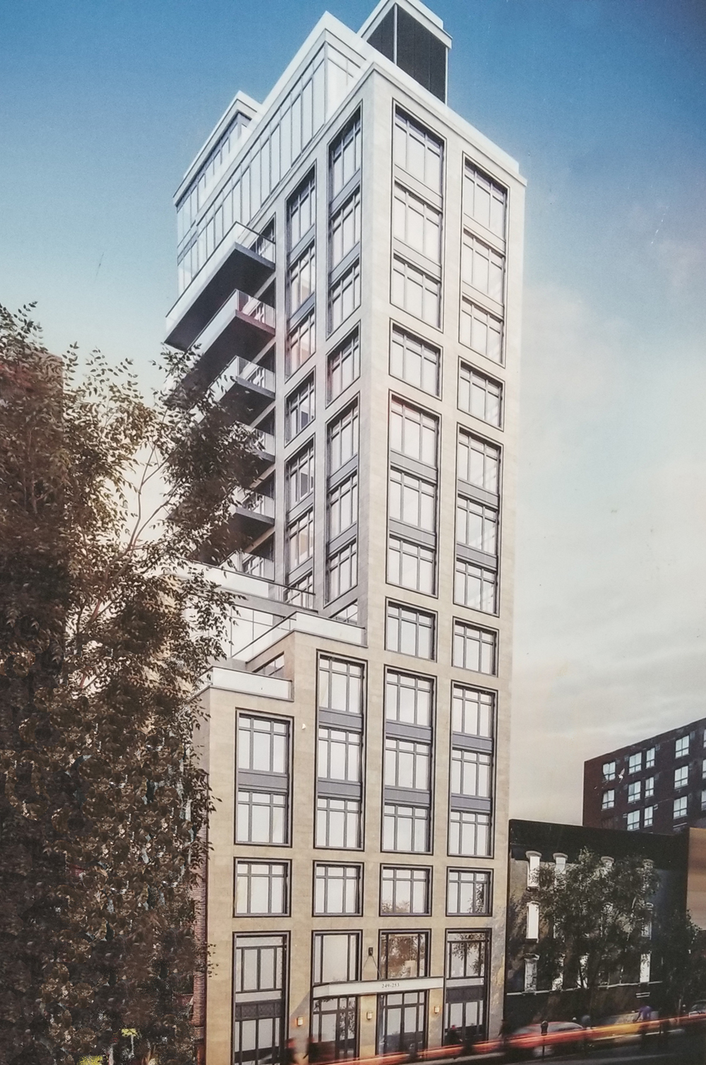 Excavation Begins at 249 East 50th Street, in Midtown - New York YIMBY