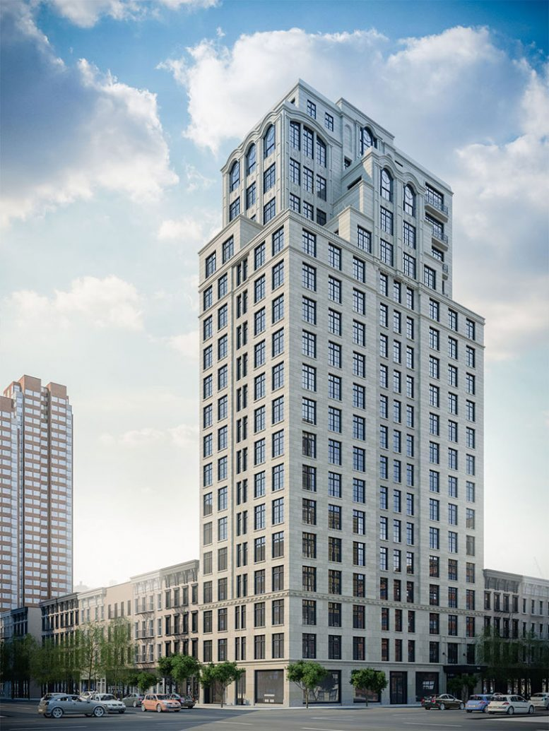 Beckford House And Tower Continue To Take Shape At 301 East 81st Street In Yorkville On The Upper East Side New York Yimby