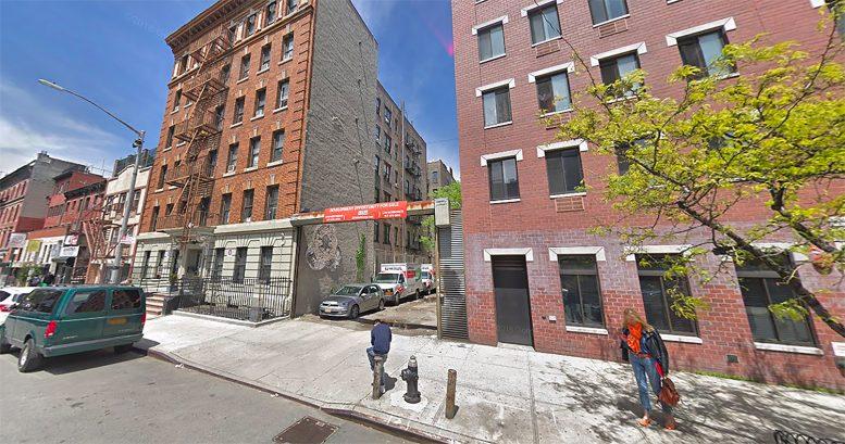 221 East 117th Street in East Harlem, Manhattan