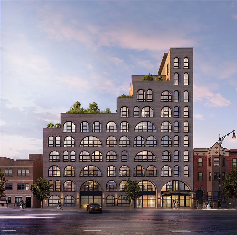 Rendering of 229 Ninth Avenue - Happy Living Development