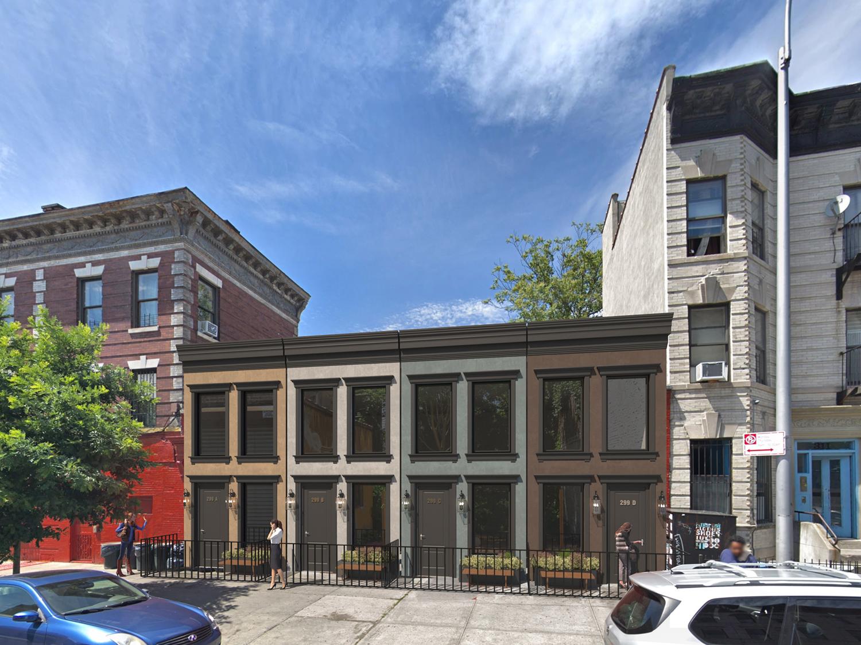 299 Chauncey Street Rendering