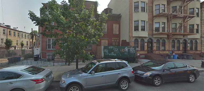 35 Kingston Avenue in Bedford Stuyvesant, Brooklyn