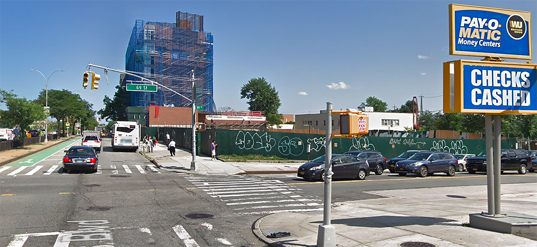 46-09 69th Street in Woodside, Queens