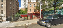 673 West 187th Street in Hudson Heights, Manhattan