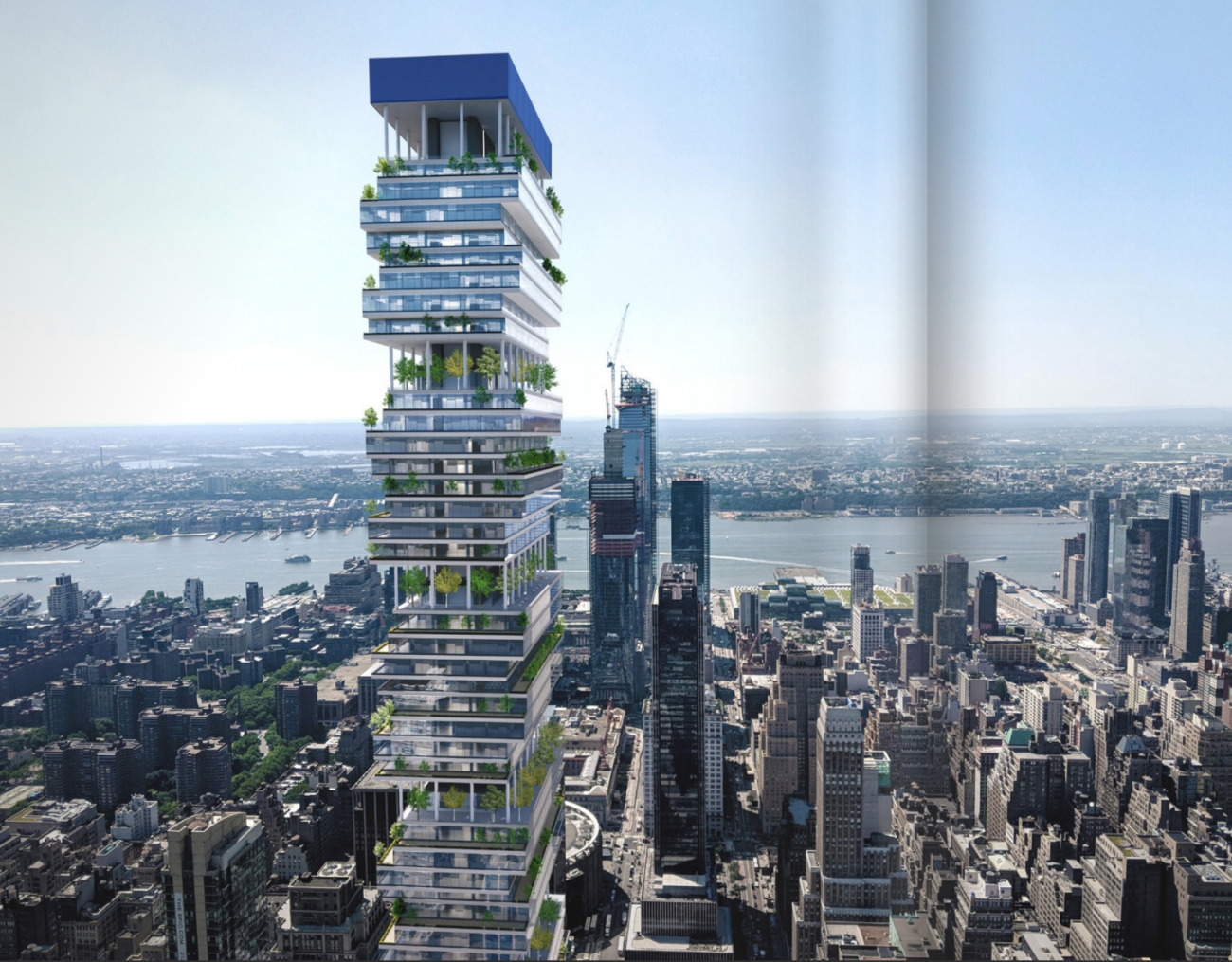 Facebook S Possible 1 400 Foot Penn15 Supertall Revealed
