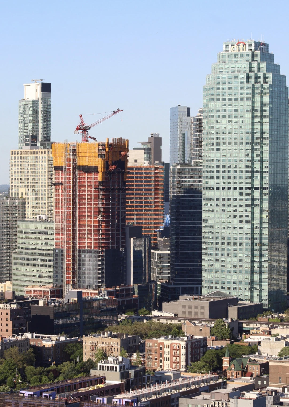 Queens Future Tallest Quot Skyline Tower Quot Climbs Past Halfway