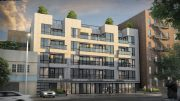 Rendering of 2155 Caton Avenue - Z Architecture