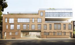 Rendering of 850 Metropolitan Avenue - ROART