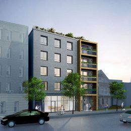 Jones Street Exterior(Studio ST Architects)