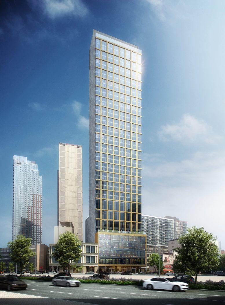 540 Fulton Street, designed by Marvel Architects