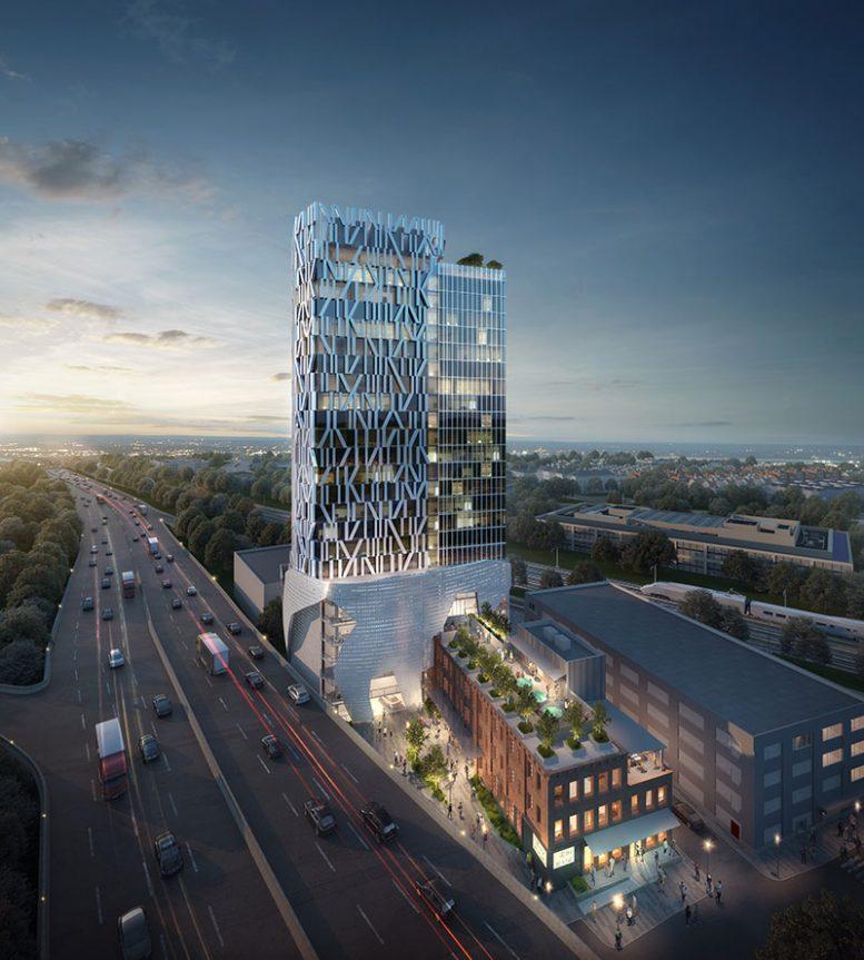 TRYP Hotel by Wyndham - Ward Capital Management