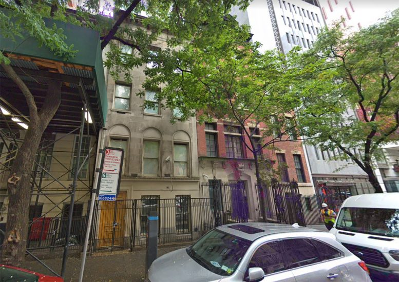 115 East 55th Street in Midtown East, Manhattan