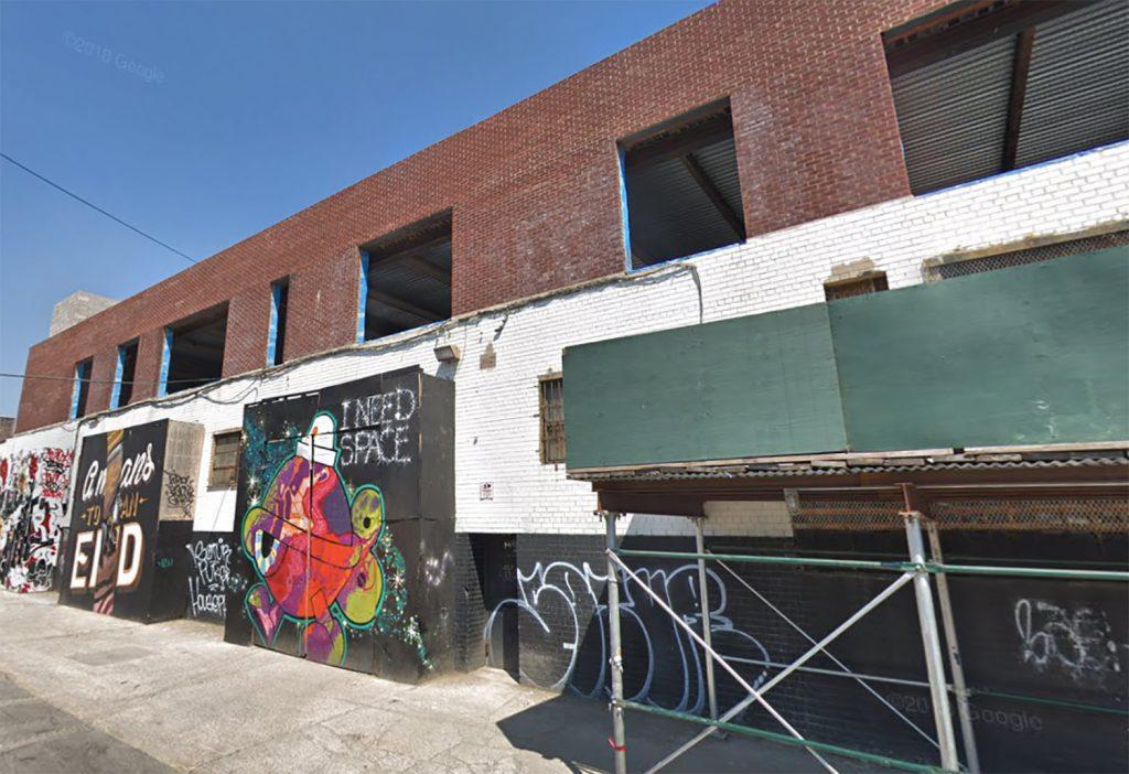 215 Moore Street in Bushwick, Brooklyn
