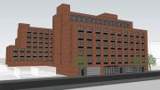 22-60 46th Street Astoria(Rendering Looking North) - Mega Realty Holding, Pancyprian Association