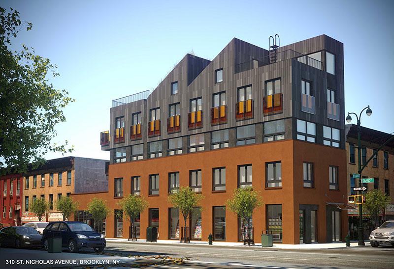 310 St. Nicholas Avenue - ND Architecture & Design