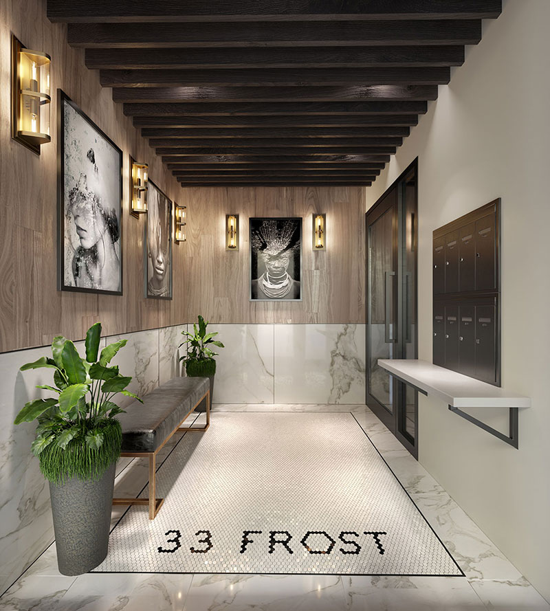 33 Frost Street - Mortar Architecture + Development