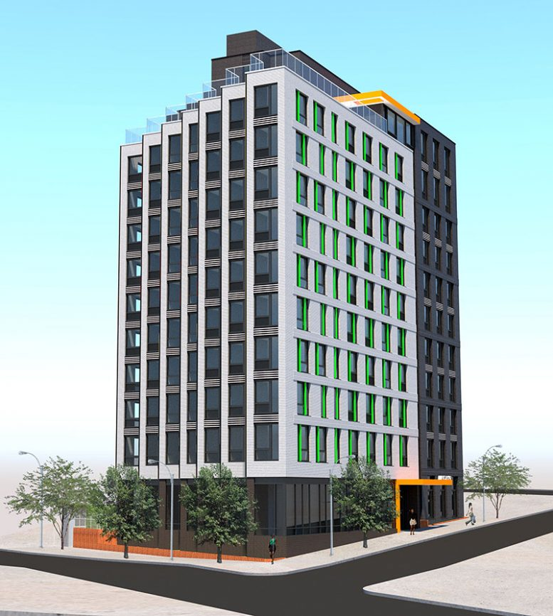 Low Income Apartments Nyc: Dunn Development Corp. Secures Financing For 100-Percent