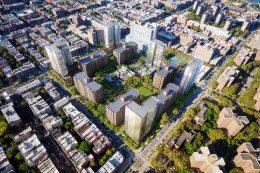 Lenox Terrace Aerial by David Brody Bond
