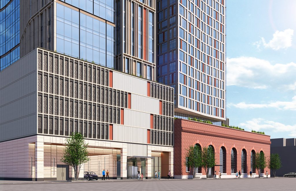 Rendering of 11 Lawton in New Rochelle
