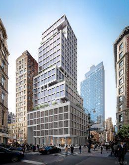 1241 Broadway, rendering from GDSNY