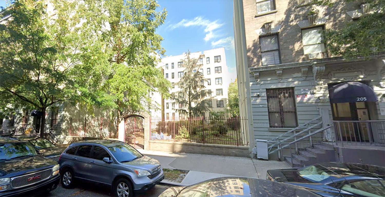 207 West 140th Street in Harlem, Manhattan