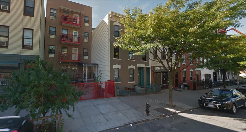 212 Montrose Avenue in Williamsburg, Brooklyn