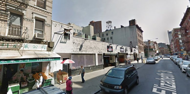 44 Elizabeth Street in Chinatown, Manhattan