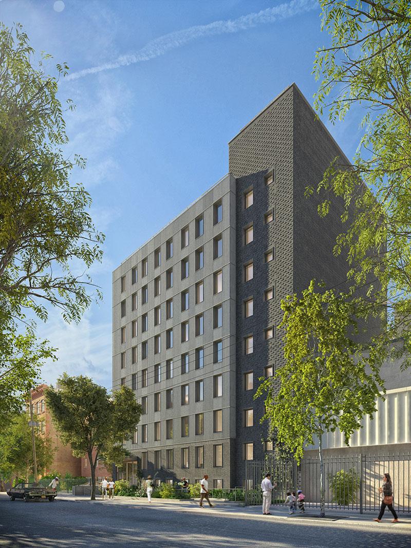 Betances Residence - COOKFOX Architects