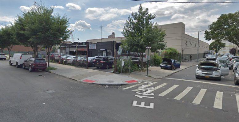 481 East 164th Street in Morrisania, The Bronx